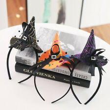 Halloween Witch Hat Headband Fashion Lovely Party Decorative  Headband