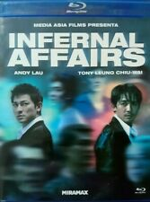  1012218  Infernal Affairs - Wu Jian Dao (Blu-Ray) Italian Edition
