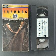 Tremors - Collectors Choice VHS Tape