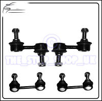 Front & Rear Anti Roll Bar Drop Link Rods Bars Fits Subaru Forester Impreza 97on