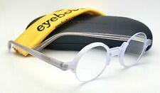 Eyebobs +2.00 Readers/Reading Eyeglasses WAIT WHAT? 2742 51 Crystal Round Frames