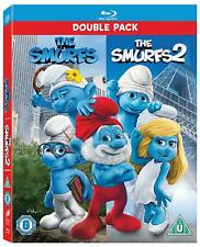 The Smurfs/The Smurfs 2      Blu-Ray   Brand new and sealed