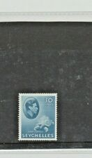 SEYCHELLES. SG142a. CHALKY PAPER. CAT £45.00.
