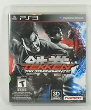 Tekken Tag Tournament 2 for Sony PlayStation 3 PS3 - Complete with Manual
