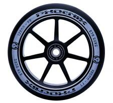 Phoenix Wide Boy F7 LP 120mm Alloy Core Wheel - Black / Black