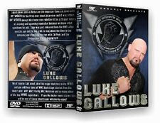 Luke Gallows Shoot Interview Wrestling DVD, WWE NJPW TNA