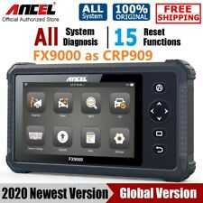 ANCEL FX9000 Full System OBD2 Diagnostic Tool SRS SAS TPMS DPF IMMO Auto Scanner