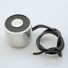 12V DC 4W 11 LB / 5kg Holding Electromagnet Lift Hubmagnet Elektromagnet 25mm