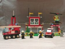 LEGO 6554 CASERNE DE POMPIER  ANNEE 1997