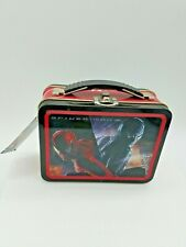 Marvel Spider-Man 3 Used Metal Mini Lunch Box