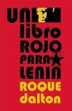 Un libro rojo para Lenin (Coleccion Roque Dalton) (Spanish Edition)