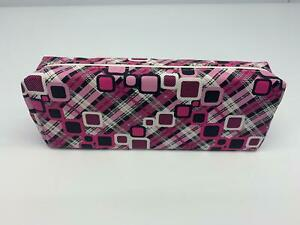 multipurpose printed zipper pouch in multicolour,(pack of 1)