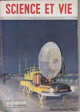 C1 SCIENCE VIE 410 1951 Appareil a Ultrasons Systeme anti Brouillard