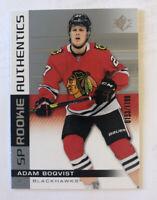 Adam Boqvist 2019-20 Upper Deck SP Retail Authentics /1199 Blackhawks RC