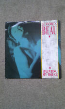 """JEANNIE'S BEAU Haunting My House 12"""" Extended VERY RARE 1986 Synth Electronic"""