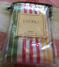Ralph Lauren Studio Standard Awning Stripe Sham NIP