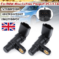 2x CAMSHAFT POSITION SENSOR FITS BMW MINI CITROEN PEUGEOT DS 1.4 1.6  // *