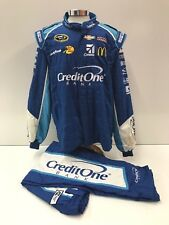 NASCAR Race Used 2pc Sparco Fire Suit SFI 3-2A/5 C50/W40/L32 Ganassi McMurray