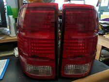2002 to 2005 Ford Explorer Tail Lights Brake Lamps Replacement Left+Right