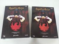 AGUILA ROJA PRIMERA TEMPORADA 1 SERIE TV - 5 DVD + EXTRAS REGION 0 MULTIZONA 3T