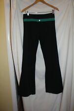 LuLuLemon womens black leggings size 8