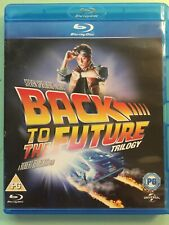 Back To The Future Trilogy (Box Set) (Blu-ray, 2010)