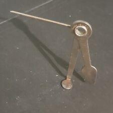 Vintage Atmos Pipe Kit 3 in 1 Tool Cleaner, Tamper, Reamer Made in U.S.A. Metal