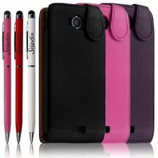 Cover case flip case for wiko cink cink + stylus + 1 protective film