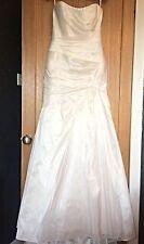 Suzanne Neville Wedding Dress Amazing Size 10 12 RRP £2495
