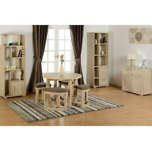 Griffith Dining Set with 4 Chairs