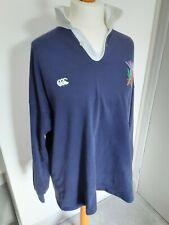 Canterbury New Zealand Scotland long Sleeved rugby shirt xxl used