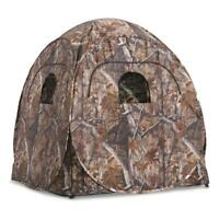 Details about  /New Guide Gear Waterfowl Layout Hunting Blind Mossy Oak And Veil Avayde