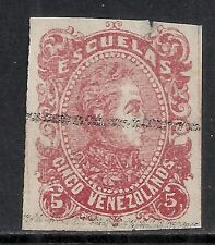 Venezuela stamps 1879 YV Fiscal stamp 22  UNG  SF