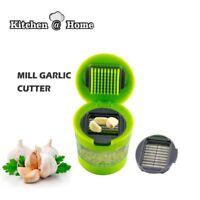 Kitchen Gadgets Garlic Grinder Press Chopper Slicer Hand Presser Crusher Tool