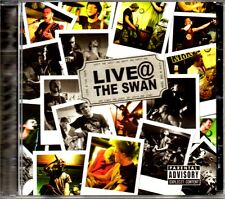 LIVE @ THE SWAN - VARIOUS ARTISTS - 2008 12 TRACK CD ALBUM - MINT