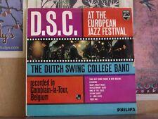 DUTCH SWING COLLEGE BAND, EUROPEAN JAZZ FEST LP BL7579