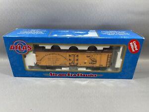 Atlas 8112-2 O 40' Woodside Refrigerator Car Pelican #6301 (3 Rail) w/ Box