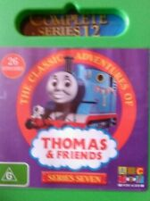 THOMAS AND FRIENDS SERIES SEVEN DVD REGION 4