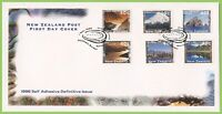 New Zealand 1996 Landscapes Self Adhesive definitives First Day Cover