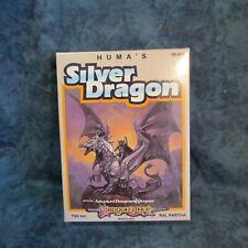 Ral Partha Huma's Silver Dragon 10-503, Mint, Nib