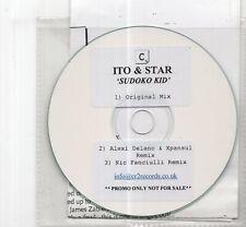 (JD593) Ito & Star, Sudoko Kid - DJ CD