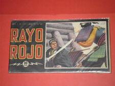 TEX WILLER all' estero RAYO ROJO N° 385 DEL-1957.EL JUSTICIERO IN ARGENTINA-abrl