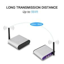 Neu 5,8 Ghz 300M Wireless AV Sender HDMI TV Audio Video Signal Sender Empfänger