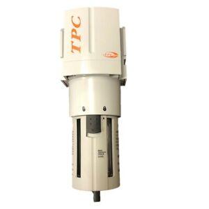 "TPC Coalescing Air Filter 0.01um  3/4"" NPT Compressor Oil Separator PFU5-N06-L"