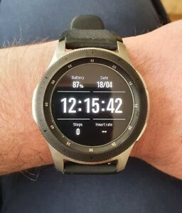 Samsung galaxy 46mm smart watch