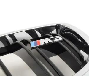 BMW M3 F80 FRONT LEFT BUMPER M3 GRILLE KIDNEY 51138056411 GENUINE
