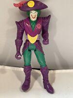 DC Comics 1996 Joker Action Figure Legends of Batman Pirate Super Hero Kenner