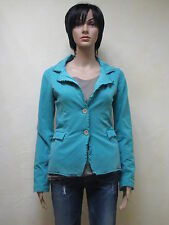 Timezone Damenjacket  inTurquoise Blue Neuware Größe M