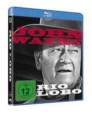 Blu-ray * RIO LOBO - John Wayne - KULT WESTERN # NEU OVP =