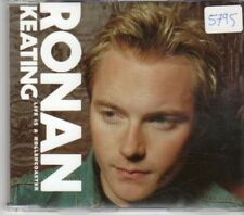 (BW587) Ronan Keating, Life is a Rollercoaster - 2000 DJ CD